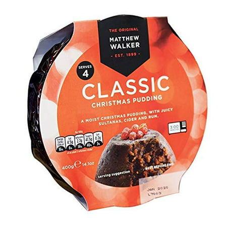 Matthew Walker Classic Christmas Pudding 400g (2 Pack)