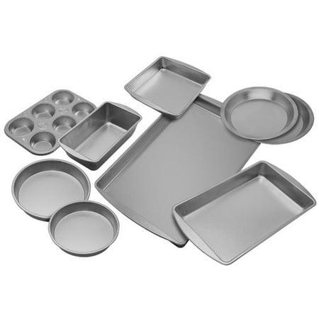 EZ Baker 9-Piece Nonstick Bakeware Set