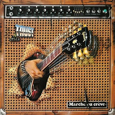 Marche Ou Creve  Vinyl
