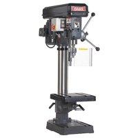 "DAKE CORPORATION 977100-1 Bench Drill Press,Belt,14-1/8"",1/2HP,120"
