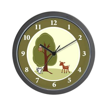 CafePress - Woodland Deer, Raccoon, Owl - Unique Decorative 10