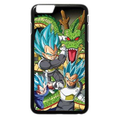detailed look fda75 78ae6 Dragon Ball Z Vegeta Super Saiyan iPhone 6 Plus Case