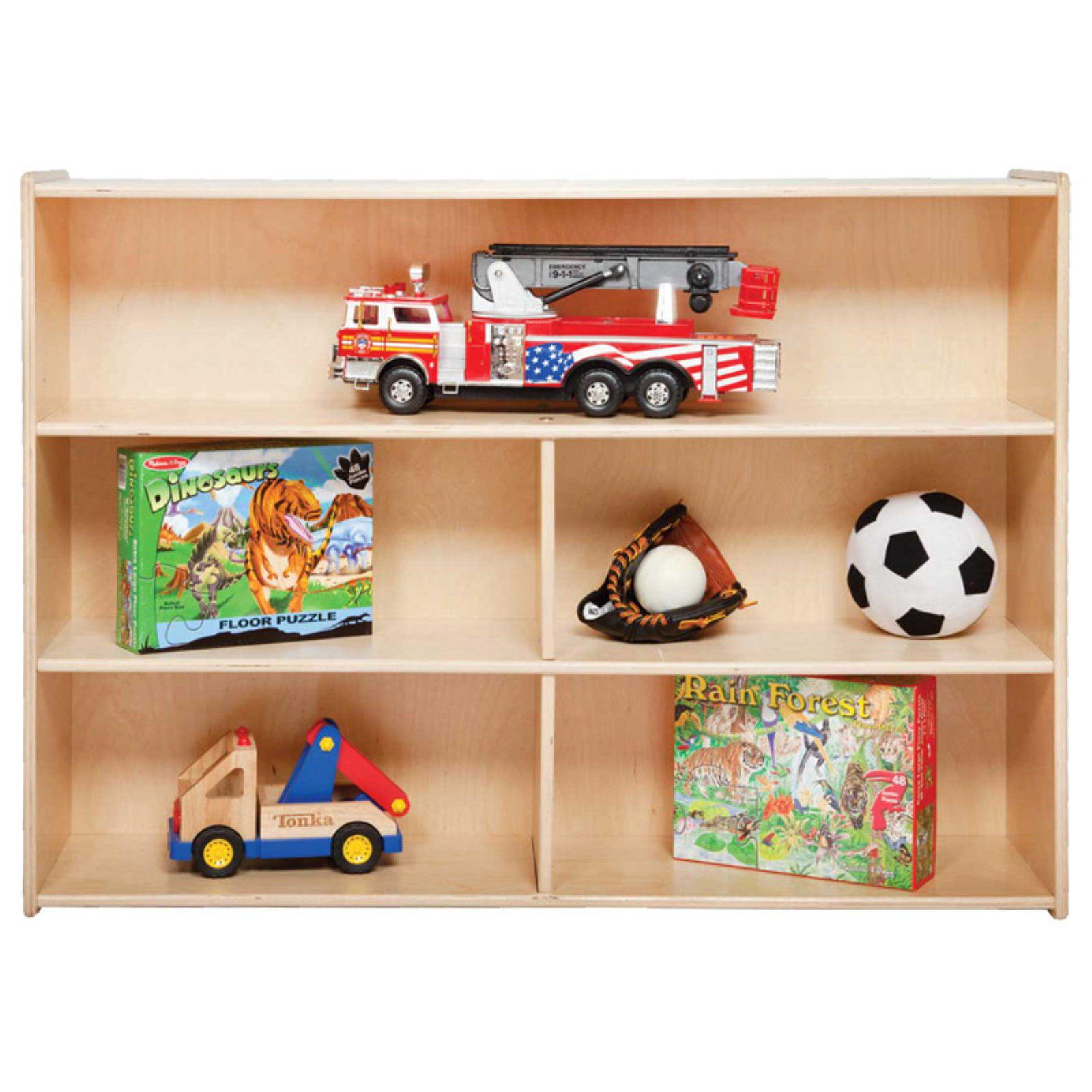 Contender Versatile Single Storage Unit - 3 Shelves
