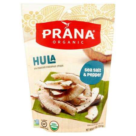 Prana Chip Coconut Salt & Ppr Org,4 Oz (Pack Of 8)