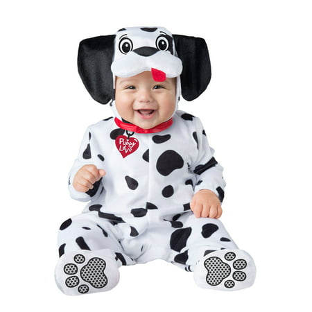 Baby Dalmation Infant Costume](Baby Loofah Costume)