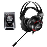Deals on XPG EMIX H30 SE Wired PC Gaming Headset w/ SOLOX F30 Amp & Mic