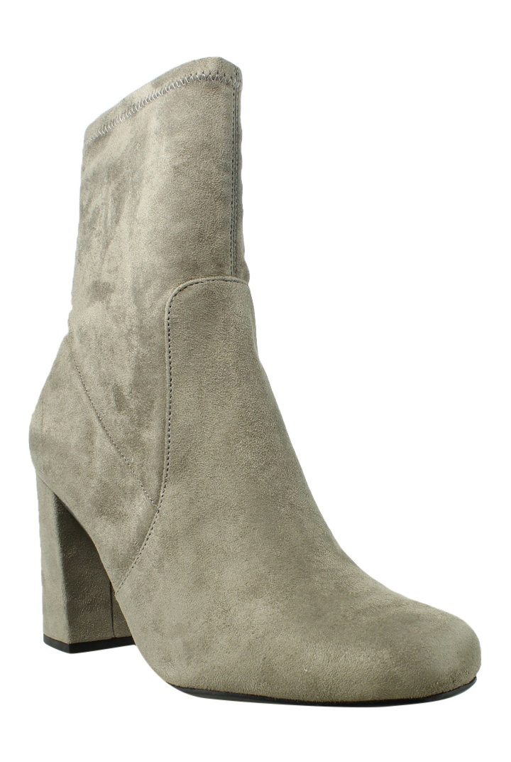 New Naturalizer Womens F2849f1 Grey Ankle Boots Size 9 by Naturalizer
