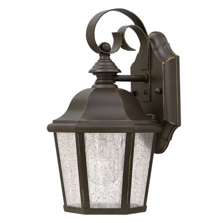 Hinkley Lighting 1674 1-Light Outdoor Lantern Wall Sconce from the Edgewater
