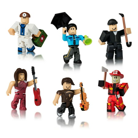 - Roblox Citizens of Roblox Six Figure Pack