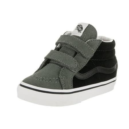 866d5bdc0609 Vans - Vans Toddlers Sk8-Mid Reissue V (2-Tone) Skate Shoe - Walmart.com