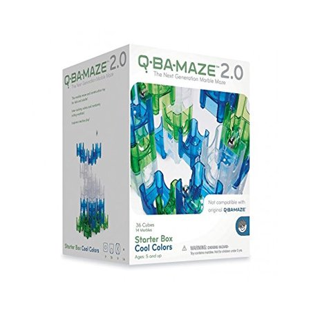 MindWare Q-Ba-Maze Cool Colors](Cool Ba)