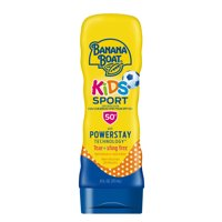 Banana Boat Kids Sport Sunscreen Lotion SPF 50+, 6 oz