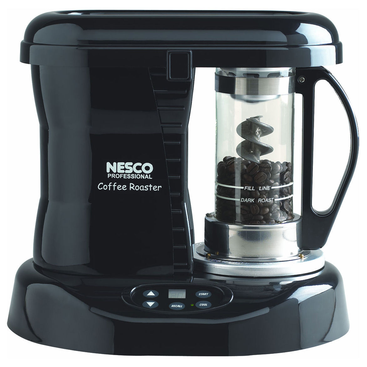 Nesco  Black 800-Watt Coffee Bean Roaster
