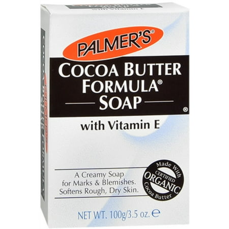 Palmer's Cocoa Butter Formula Soap 3.50 oz (Pack of 6)