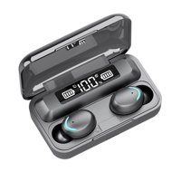 Wireless Bluetooth Earbuds, Hands-free Calling Sweatproof In-Ear Headset Earphone with Charging Case for iPhone/Samsung & Smart Phones, I0359