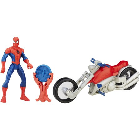 Ultimate Spider-Man vs The Sinister Six Spider-Man with Speed Cycle
