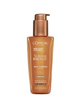L'Oreal Paris Sublime Bronze Self-Tanning Serum, 3.4 fl. oz.