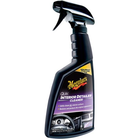 meguiars g13616 quik interior detailer cleaner 16 oz. Black Bedroom Furniture Sets. Home Design Ideas