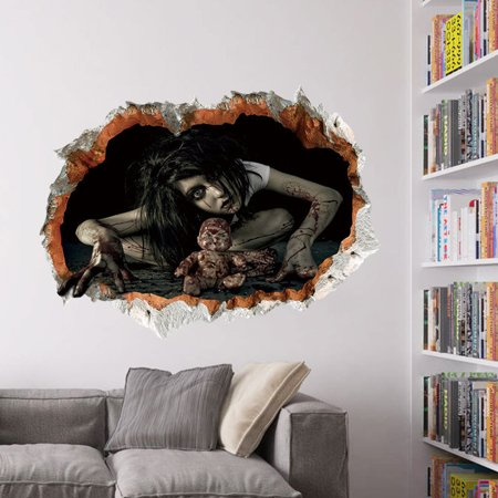 Room Mother Ideas For Halloween (Halloween Happy Home Room Wall Decoration Decorative Decorative Decorative Decorative Decorative Removable)
