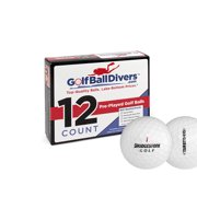 Bridgestone Golf Tour B330-RXS Golf Balls, Used, Good Quality, 24 Pack