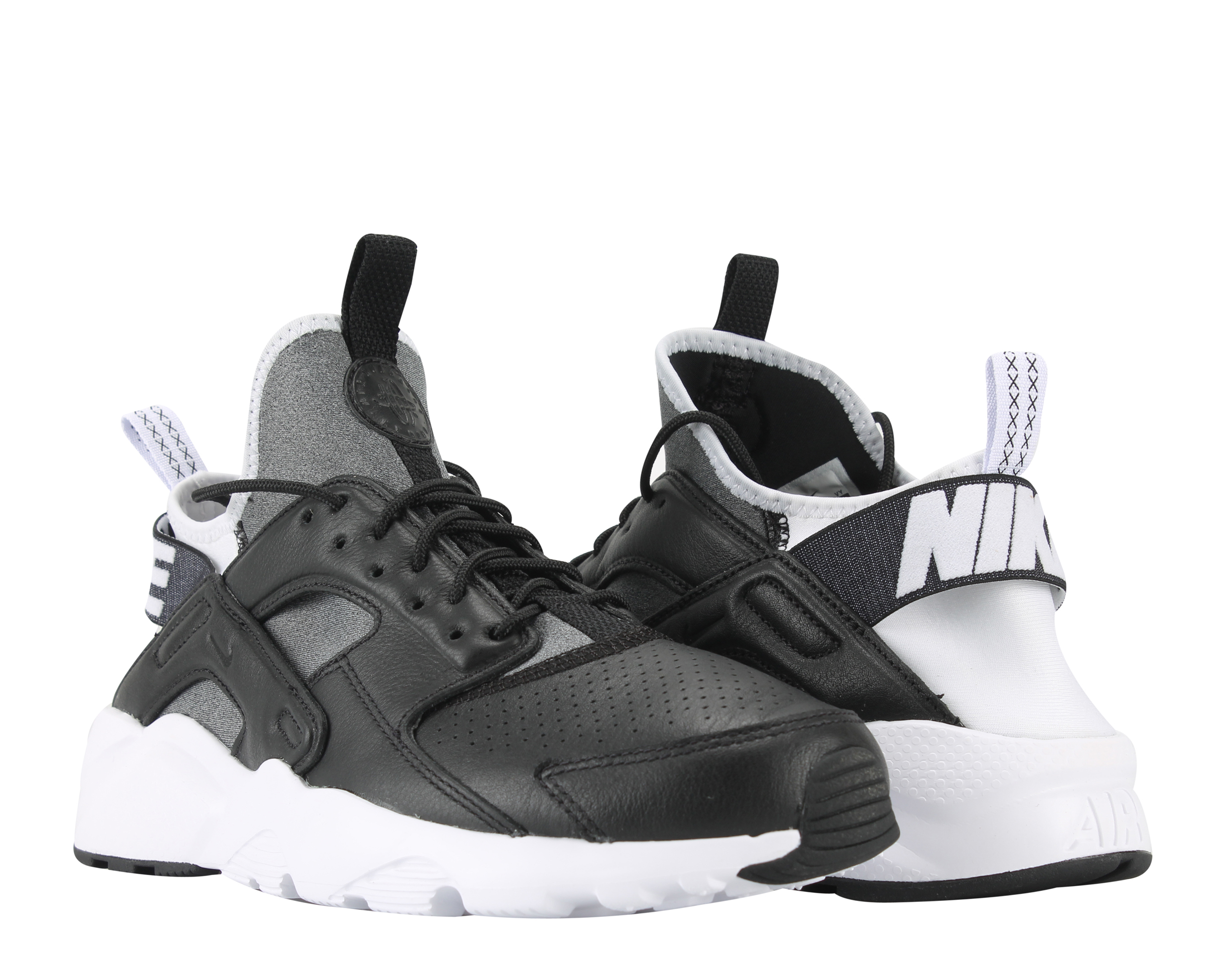 brand new ea152 e81be ... italy nike air huarache run ultra se black black white mens running shoes  875841 004 walmart