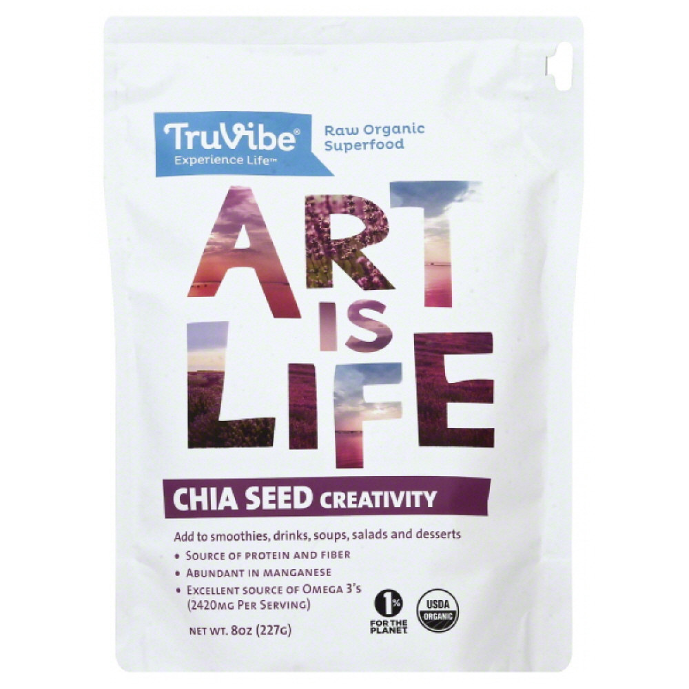 TruVibe Chia Seed