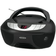 Jensen Cd-475 Portable Stereo Cd Player With Am/fm Radio