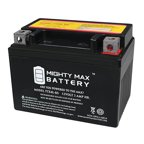 YTX4L-BS Battery Replacement for YUASA BATTERY 12V 3AH MOTORCYCLE BATTERY