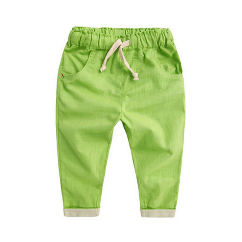 967c1a9a5 Kacakid - Kacakid Soft Cotton Baby Pants Trousers Kids Boys Girls ...