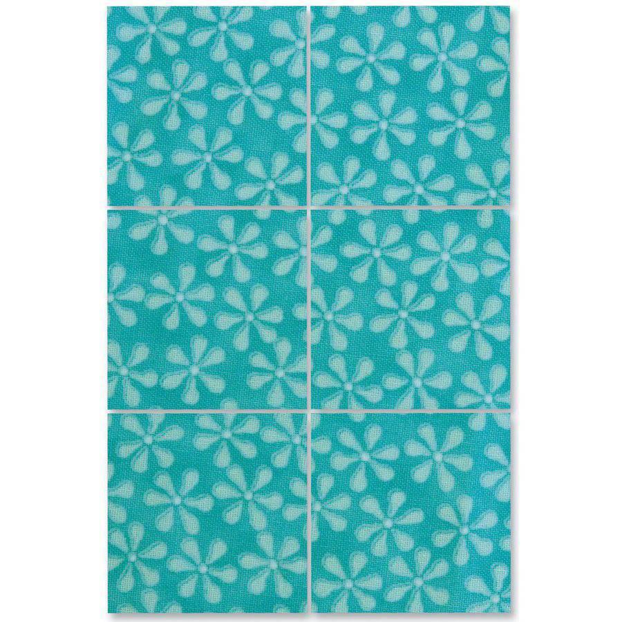 AccuQuilt GO! Fabric Cutting Dies; 2-inch; Square Multi-Colored