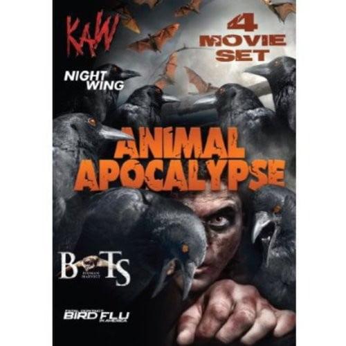 Animal Apocalypse: 4 Movie Set by