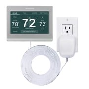 24 Volt Transformer, C-Wire Power Adapter for Ecobee Nest Honeywell Emerson  Sensi, Ring Doorbell Pro, Nest Hello, Skybell, Smart WiFi Thermostat and