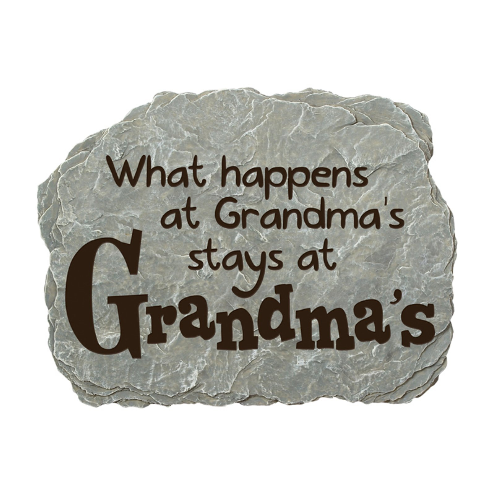 Carson Home Accents Happens at Grandma's - Garden Stone