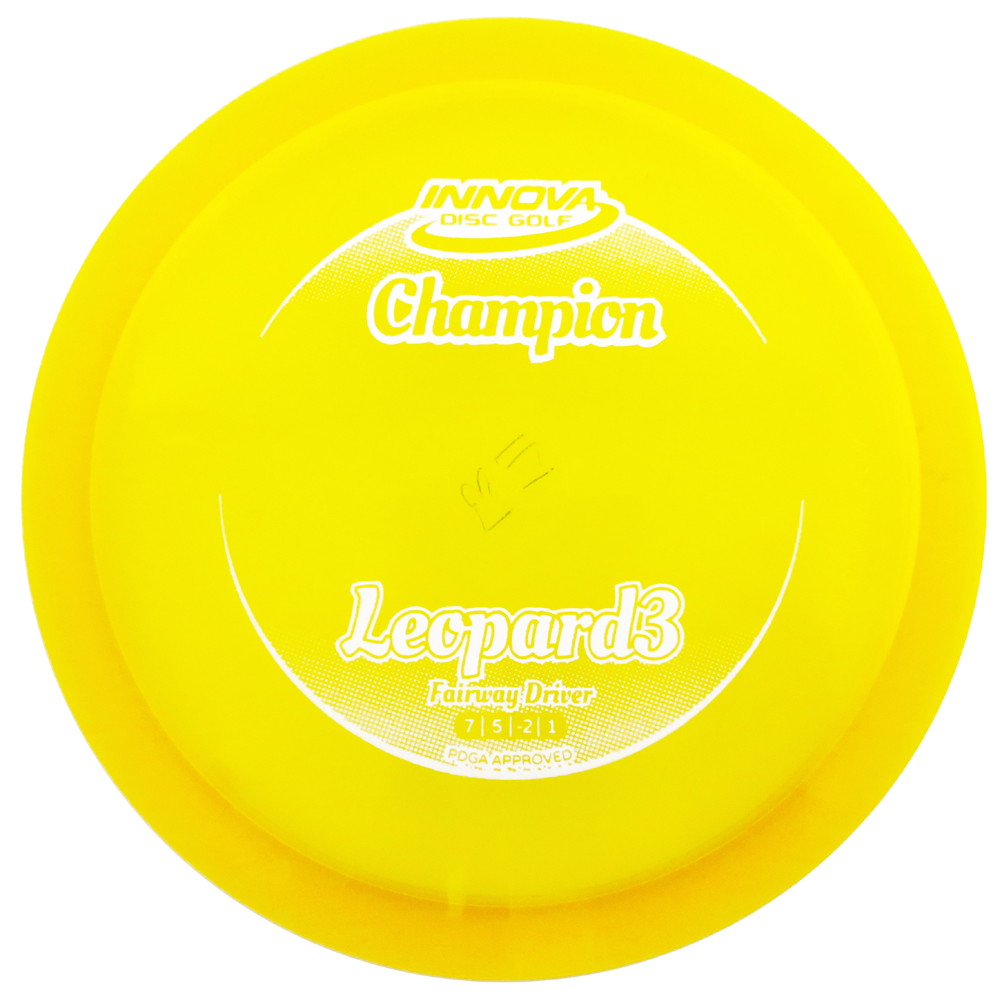 Innova Champion Leopard3 165-169g Fairway Driver Golf Disc [Colors may vary] 165-169g by