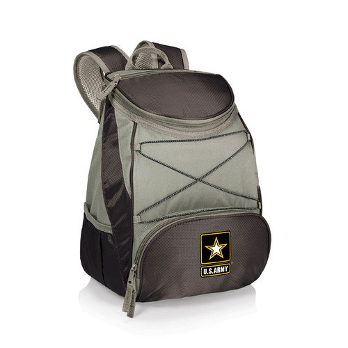 Picnic Time 20 Can PTX  Army Backpack/Picnic Cooler