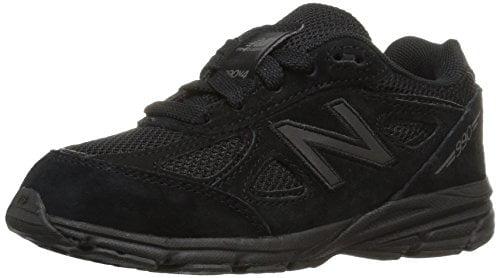 New Balance Kids/' Kj990v4 Running Shoe,Black,6 Medium US Infant