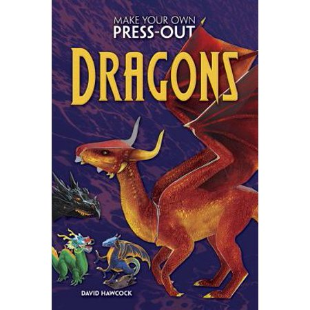 Make Your Own Press-Out Dragons](Make Your Own Dragon)