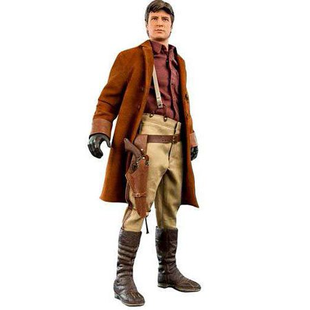 Firefly Malcolm Reynolds Collectible Figure - Fireflies Toy