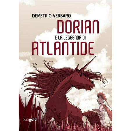 Dorian e la leggenda di Atlantide - (Halloween E La Leggenda Di Jack-o'-lantern)