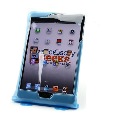 DiCAPac Light Blue Waterproof Case For Apple iPad Mini 1/...