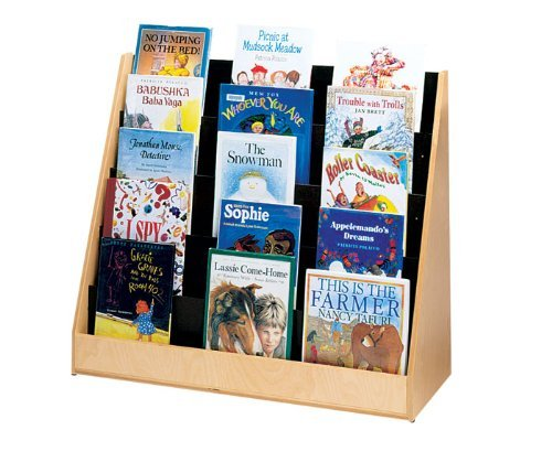 Book Display Stand by Wood Designs