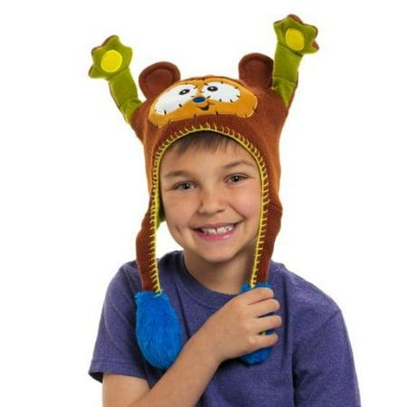 flipeez hat-monkey  toy  - Walmart.com af04994113ab