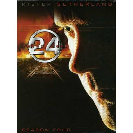 24: Season 4 (DVD) (Nelson Alberta)