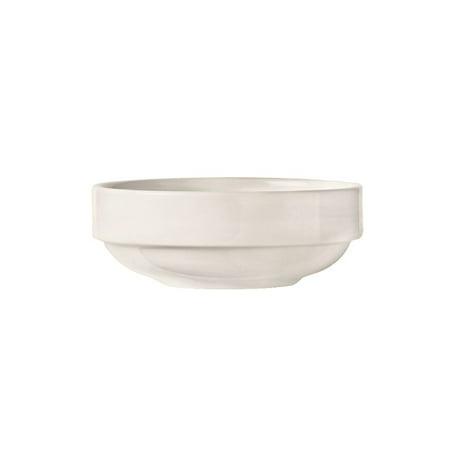 World Tableware 840-330-002 Porcelana 6 Ounce Nestabowl - 36 / CS