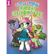 Little Pony Fashion Coloring Book