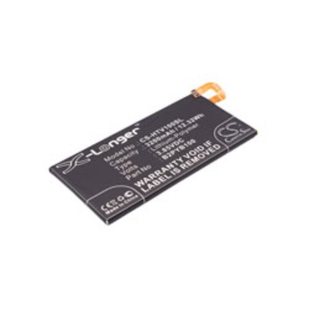 Replacement for HTC M11 replacement battery ()
