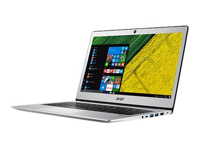 """Click here to buy Acer Swift 1, 14"""" Full HD Notebook, Intel Pentium Silver N5000, 4GB , 64GB HDD, SF114-32-P2PK by Acer."""