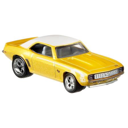 Hot Wheels Premium Collector Favorites 69 Camaro