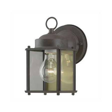 Westinghouse Lighting  Exterior Wall Lantern in Sienna (Set of 2)