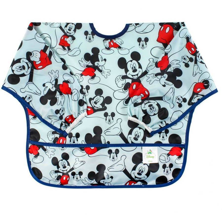 Disney Baby Mickey Mouse Sleeved Bib